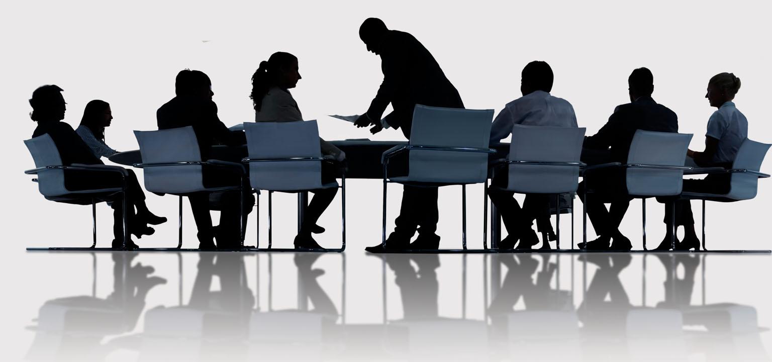 business vergadering bij HSHTotaal DenHaag